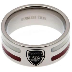 Arsenal FC Colour Stripe Ring Large