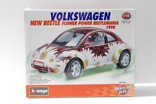 1:18 Bburago VW Beetle Flower Power 1998 KIT/ BAUSATZ NEW bei PREMIUM-MODELCARS