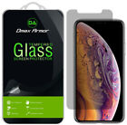 Dmax Armor for Apple iPhone X Privacy Anti-Spy Tempered Glass Screen Protector
