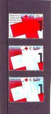 Nederland 2012 Rode kruis Red cross rotes kreuz 2902 a-c postfris/mnh
