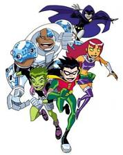 Teen Titans Edible Party Cake Image Topper Frosting Icing Sheet