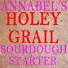 "ANNABEL'S ""HOLEY GRAIL"" SOURDOUGH STARTER  - BREAD 50gm"