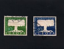 German Stamp 1957 Europa Stamps (A)