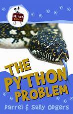 Pet Vet Series #4: Python Problem by Darrel & Sally Odgers c2010 NEW Paperback