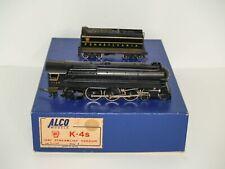 Alco Models S-128 Pennsylvania Streamlined K4 4-6-2 #1120 1940's ver. Brass PRR