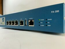 Palo Alto Networks PA200 Enterprise Firewall Security Appliance PA-200 *NO PS*
