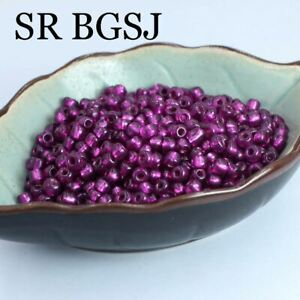 4mm Jewelry Making DIY Loose Czech Glass Round Spacer Loose Beads 700 Pcs
