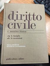 Bianca  Massimo C. Diritto Civile. 2. La famiglia - Le successioni