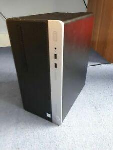 PC Ordenador Sobremesa HP ProDesk 400 i5-7500 3.40GHz 4GB Ram 500Gb HD Win 10