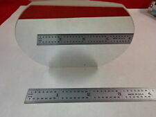 RACETRACK FLAT MIRROR OPTICAL MIL SPEC OPTICS AS PICTURED &J8-B-07