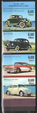 Finland / Aland - 2005 Classic cars Mi. 247-50 booklet MH 13 MNH