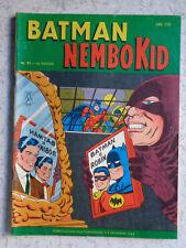 BATMAN NEMBO KID n° 71 SUPERALBO MONDADORI STATO OTTIMO