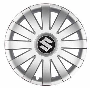 Set of 4x14 inch Wheel Trims to fit Suzuki Alto, Celerio, Ignis