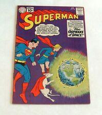 Superman #144, Apr., 1961, Supergirl, Krypto, Zog, VF- 7.5