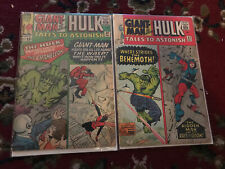 Giant Man And The Incredible Hulk: Tales To Astonish #62,67