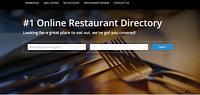 Restaurant Directory - Free Installation + Hosting