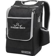 Latitude 64 Disc Golf Backpack Bag , Black and Grey New Brisbane Frisby ladies