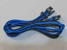 NEW 8 Pin Plug to 8 Pin (6+2) PCIe Type 4 Modular Corsair Power Supply Cable