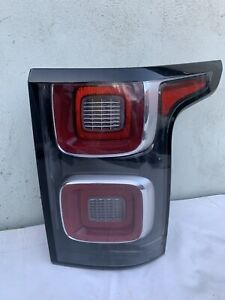 2018 Land Rover Range Rover Tail Light RH