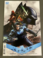 DC Comics Nightwing #55 Variant Batman Robin 1st Print Grayson 2019 Red Hood