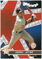 DEREK JETER 2001 Topps Stars New York Yankees #43