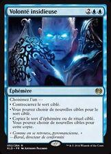 MTG Magic KLD - Insidious Will/Volonté insidieuse, French/VF