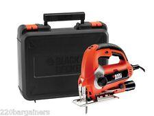 Black And Decker KS900EK 220 Volt Pendulum Jigsaw for 220/240V 50Hz Use Only