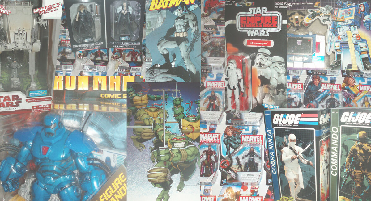 Titus Toys And Pop Culture