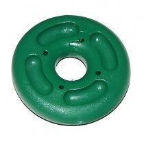 Spinnaker shackle guard / trapeze line handle 40mm diameter - GREEN - HPN 197 G