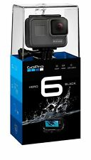 GOPRO HERO 6 ULTRA HIGH DEFINITION ACTION CAMERA BLACK BRAND NEW AUSTRALIA