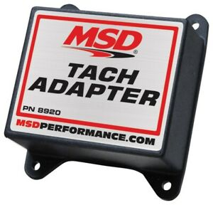 MSD Tach Adapter, Magnetic Trigger