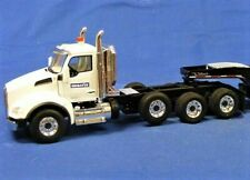 First Gear 50-3289A Kenworth T880 Semi-Tractor - White Komatsu 1/50 MIB