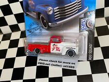 "Hot Wheels 1952 Chevy Truck - ""BIG BOY RESTAURANTS"" custom"