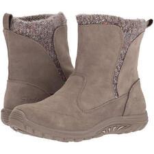 Skechers Reggae Fest Folksy Womens Suede Leather Ankle Boots Size UK 4-8