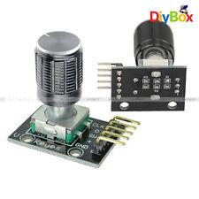 Rotary Encoder Module Brick Sensor Development Board KY-040 Module For Arduino