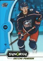 2018-19 Synergy Hockey Blue #11 Artemi Panarin Columbus Blue Jackets