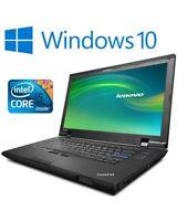 Lenovo Thinkpad T410 Laptop for Home Core i5 i7 8GB RAM 120GB SSD Windows 10
