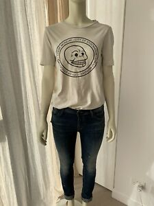Cheap Monday T Shirt Half Sleeve