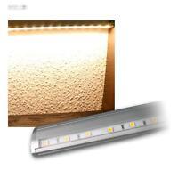 Bande lumineuse/lampes LED pour dessous de meubles 230V interrupteur tactile