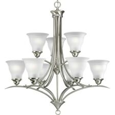 Progress Lighting Trinity Nine-Light Chandelier - P4329-09