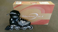 New Rollerblade Bladerunner Formula 84 Men's Inline Skates Sz 8