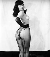 Vintage Bettie Page Photo 624 Oddleys Strange & Bizarre 4 x 6
