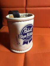 Vintage Pabst Blue Ribbon Bottle Koozie Coozie Beer