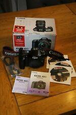 Canon EOS 40D 10.1MP Digital SLR Camera - Black (Body Only)