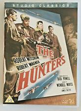 The Hunters (DVD, 2005) American War Film, Robert Mitchum, Robert Wagner, R2