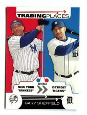 Gary Sheffield 2007 Topps Trading Places #TP18 Baseball Card