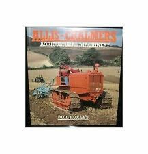 Allis-Chalmers: Agricultural Machinery (Osprey Colour Series), Huxley, Bill, Goo