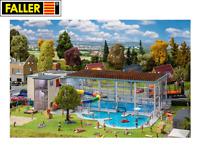 Faller H0 130150 Hallenbad - NEU + OVP