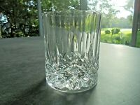Set of 5 Royal Crystal Rock Opera Clear Double Old Fashioned Glasses