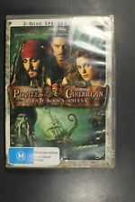 Pirates of the Carribean 2­ - Dead Mans Chest - (R4) (D353)